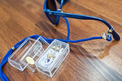 3d7aa18472 23k Gold Plated Vintage Vuarnet Straps! - Opticianado