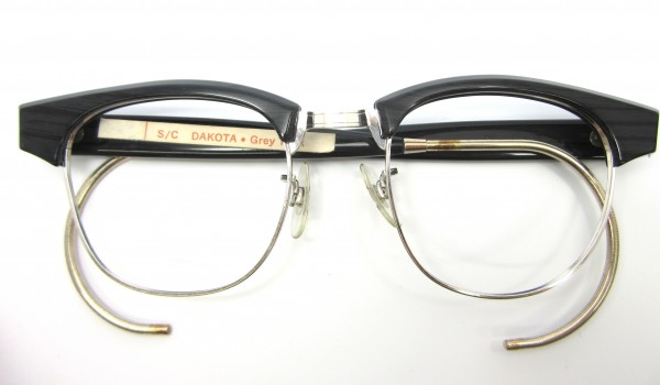 New Vintage Eyewear Stock: Shuron 1950\'s Cable Temples - Opticianado