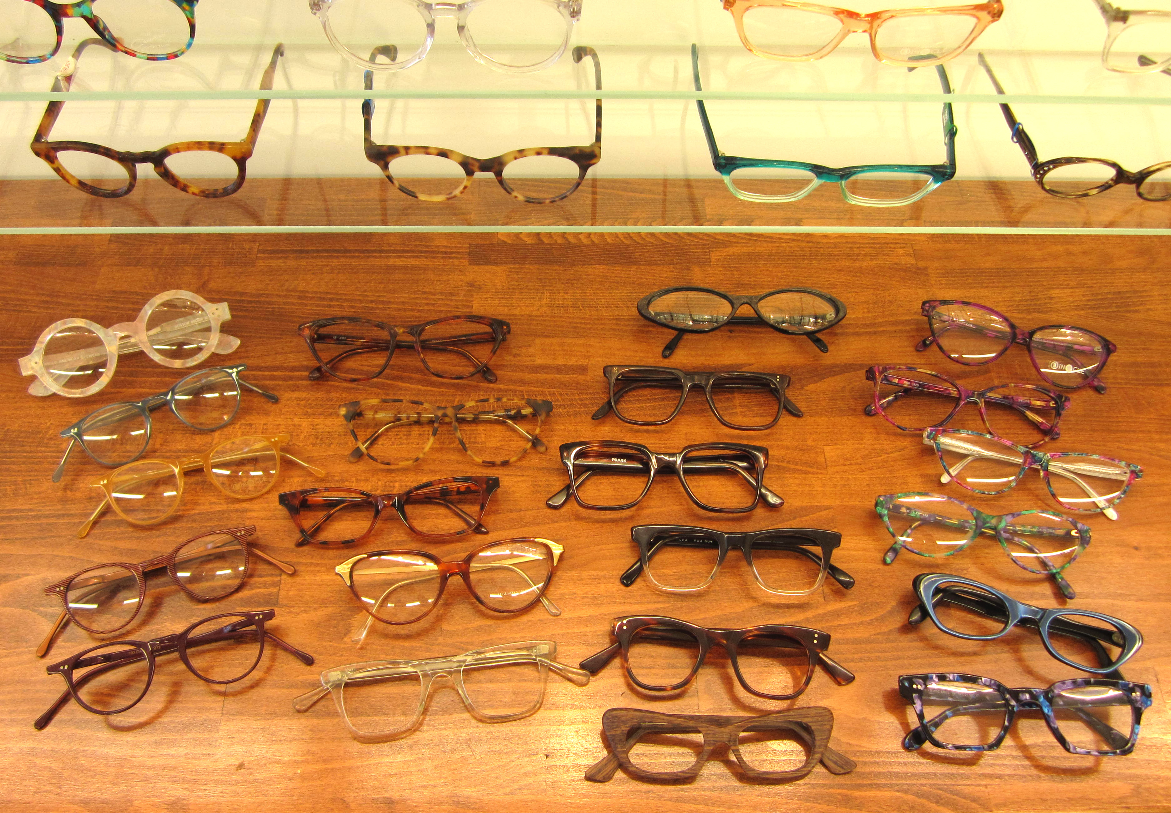 7514aefb4d Jordan Paul (owner of the shop) just got back from a trip to Europe where  he brought back some fabulous frames dating back to the 50s and 60s. We ve  got new ...