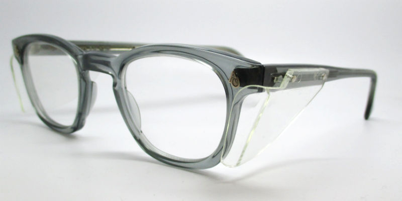 495b79638c The standard safety frame in the 1950 and 60 s was completely customizable  with different lens