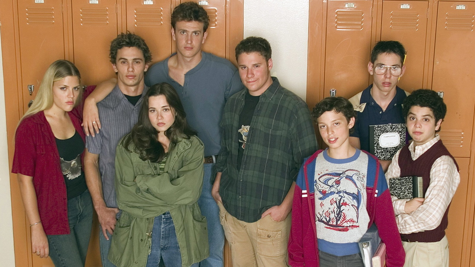 FREAKS AND GEEKS (US TV SERIES)