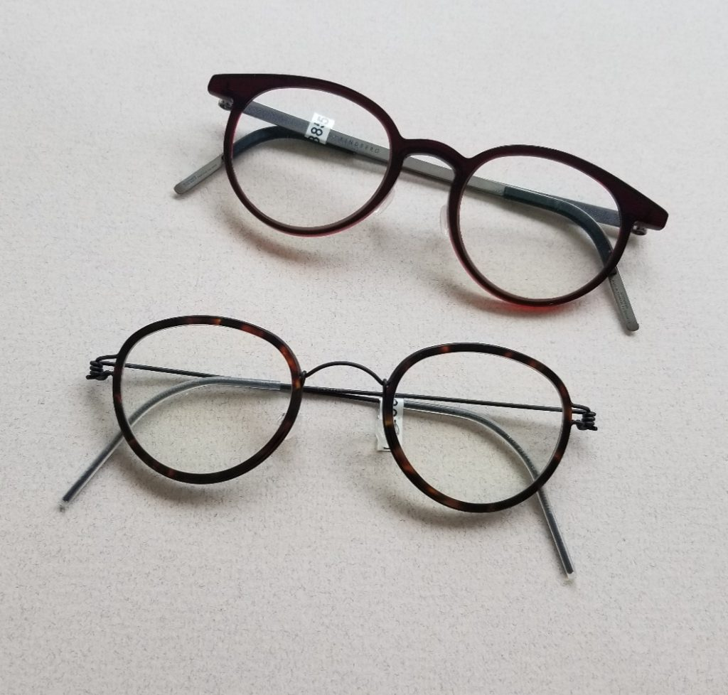 d4d7a43976 We carry plenty of contemporary frames that are perfect for narrow faces  and slim noses
