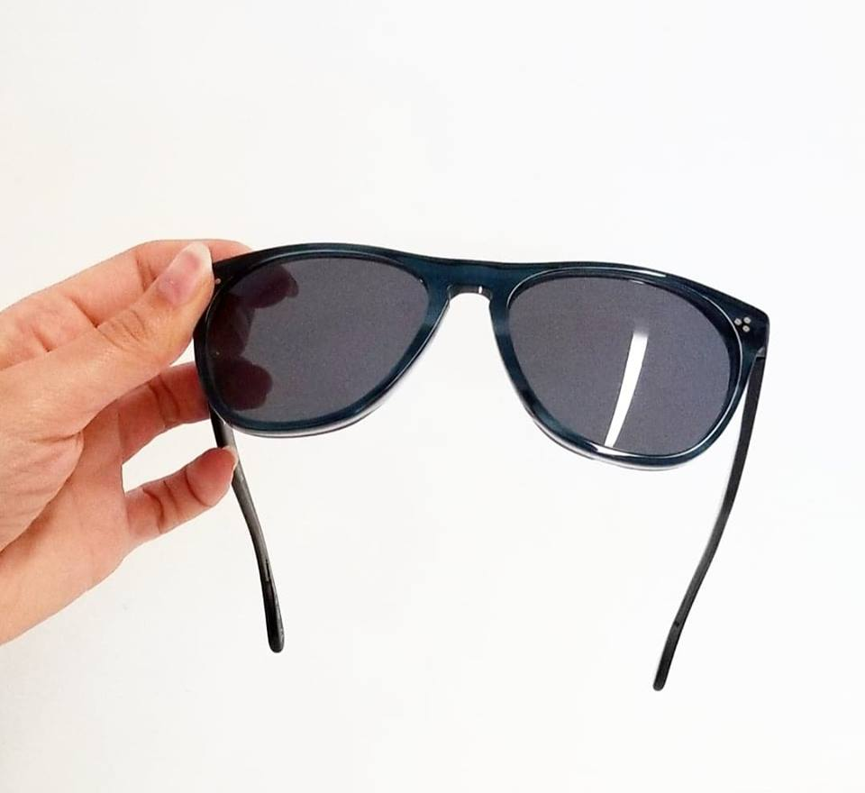 e4ea1d46d327 Especially with the arrival of gorgeous new frames from Oliver Peoples.  Sassy sunnies with exaggerated angles and exquisite handcrafted Italian ...